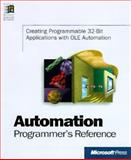 Automation Programmer's Reference, Microsoft Official Academic Course Staff, 1572315849