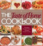 The Cookbook, Taste of Home Editorial Staff and Reader's Digest Editors, 0898215846