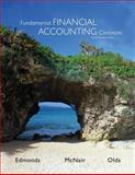 Fundamental Financial Accounting Concepts with Connect Plus, Edmonds, Thomas and McNair, Frances, 0077635841