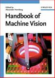 Handbook of Machine Vision, , 3527405844