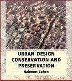 Urban Planning, Conservation and Preservation, Cohen, Nahoum, 0071375848