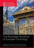 The Routledge Companion to European Criminology, , 0415685842