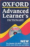 Oxford Advanced Learner's Dictionary of Current English, Hornby, A. S. and Wehmeier, Sally, 0194315851