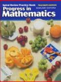Progress in Mathematics, Spiral Review Practice Book, Gr. 5, Sadlier-Oxford, 0821525859