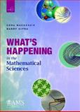 What's Happening in the Mathematical Sciences, Mackenzie, Dana and Cipra, Barry, 0821835858