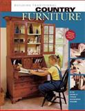 Building Traditional Country Furniture, Popular Woodworking Staff, 1558705856