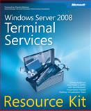 Windows Server 2008 Terminal Services, Anderson, Christa and Griffin, Kristin L., 0735625859