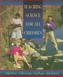 Teaching Science for All Children, Martin, Ralph E. and Sexton, Colleen, 0205195857