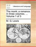 The Monk, M. G. Lewis, 1140895850