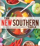 The New Southern Table, Brys Stephens, 1592335853