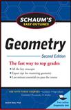 Schaum's Easy Outline of Geometry, Second Edition, Barnett Rich, 0071745858
