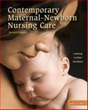 Contemporary Maternal-Newborn Nursing, Ladewig, Patricia W. and London, Marcia L., 0135025850