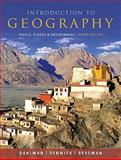 Introduction to Geography : People, Places, and Environment, Books a la Carte Edition, Dahlman, Carl and Renwick, William H., 0321695852