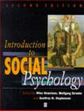 Introduction to Social Psychology 9780631185857