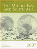 The Middle East and South Asia, Malcolm B. Russell, 1887985859