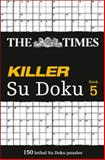 Killer Su Doku, Sudoku Syndication, 0007305850