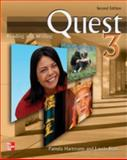 Quest Reading and Writing, 2nd Edition - Level 3 (Low Advanced to Advanced) - Audio CDs (4), Hartmann, Pamela, 0073265853