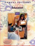 Annual Editions: Education 10/11, Evers, Rebecca and Evers, Rebecca B., 0078135850
