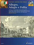 Allegro, Adagio E Follia, , 190245586X