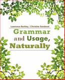 Grammar and Usage, Naturally, Barkley, Larry and Sandoval, Christine, 1285445864