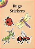 Bugs Stickers, Nina Barbaresi, 0486295869