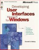 Developing User Interfaces for Microsoft Windows, McKay, Everett N., 0735605866