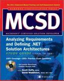 MCSD Analyzing Requirements and Defining .NET Solutions Architectures (Exam 70-300)], Duffy, Scott and Waddleton, David, 0072125861