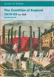 The Condition of England, 1815-53, Baumann, Mike Scott, 034096586X