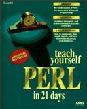 Teach Yourself Perl in 21 Days, Till, Dave, 0672305860