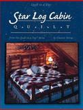 Star Log Cabin Quilt, Eleanor Burns, 0922705860