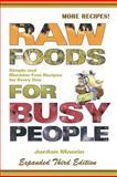 Raw Foods for Busy People, Jordan Maerin, 0977485862