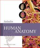 Human Anatomy, Saladin, Kenneth, 0077905865