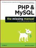 PHP and MySQL: the Missing Manual, McLaughlin, Brett, 0596515863