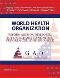 World Health Organization, Government Accountability Office, 1494445867