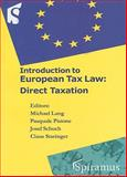Introduction to European Tax Law : Direct Taxation, Michael, Langley and Pistone, Pasquale, 1904905862