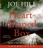 Heart-Shaped Box, Joe Hill, 0061235873