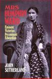 Mrs. Humphry Ward, John Sutherland, 0198185871