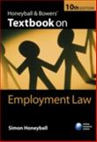 Honeyball and Bowers' Textbook on Employment Law, Honeyball, Simon, 0199235872