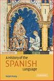 A History of the Spanish Language, Penny, Ralph, 0521805872