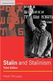 Stalin and Stalinism, McCauley, Martin, 0582505879