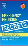 Emergency Medicine Secrets, Vincent J. Markovchick MD  FAAEM  FACEP, Peter T. Pons MD  FACEP, 0323035876