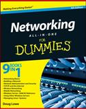 Networking All-in-One for Dummies, Doug Lowe, 0470625872