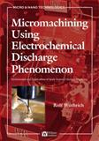 Micromachining Using Electrochemical Discharge Phenomenon : Fundamentals and Application of Spark Assisted Chemical Engraving, Wüthrich, Rolf and Wuthrich, Rolf, 0815515871