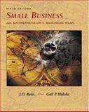 Small Business : An Entrepreneur's Business Plan, Ryan, J. D. and Hiduke, Gail, 0030335876