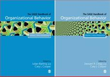 Organizational Behavior, Cooper, Cary L., 1847875874