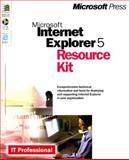 Microsoft Internet Explorer 5.0 Resource Kit, Microsoft Corporation, 0735605874