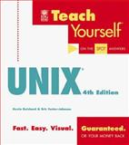 Teach Yourself UNIX, Reichard, Kevin and Foster-Johnson, Eric, 1558285881
