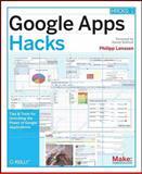 Google Apps Hacks, Lenssen, Philipp, 059651588X