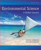 Environmental Science : A Global Concern, Cunningham, William, 0077595882