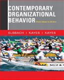 Contemporary Organizational Behavior 1st Edition